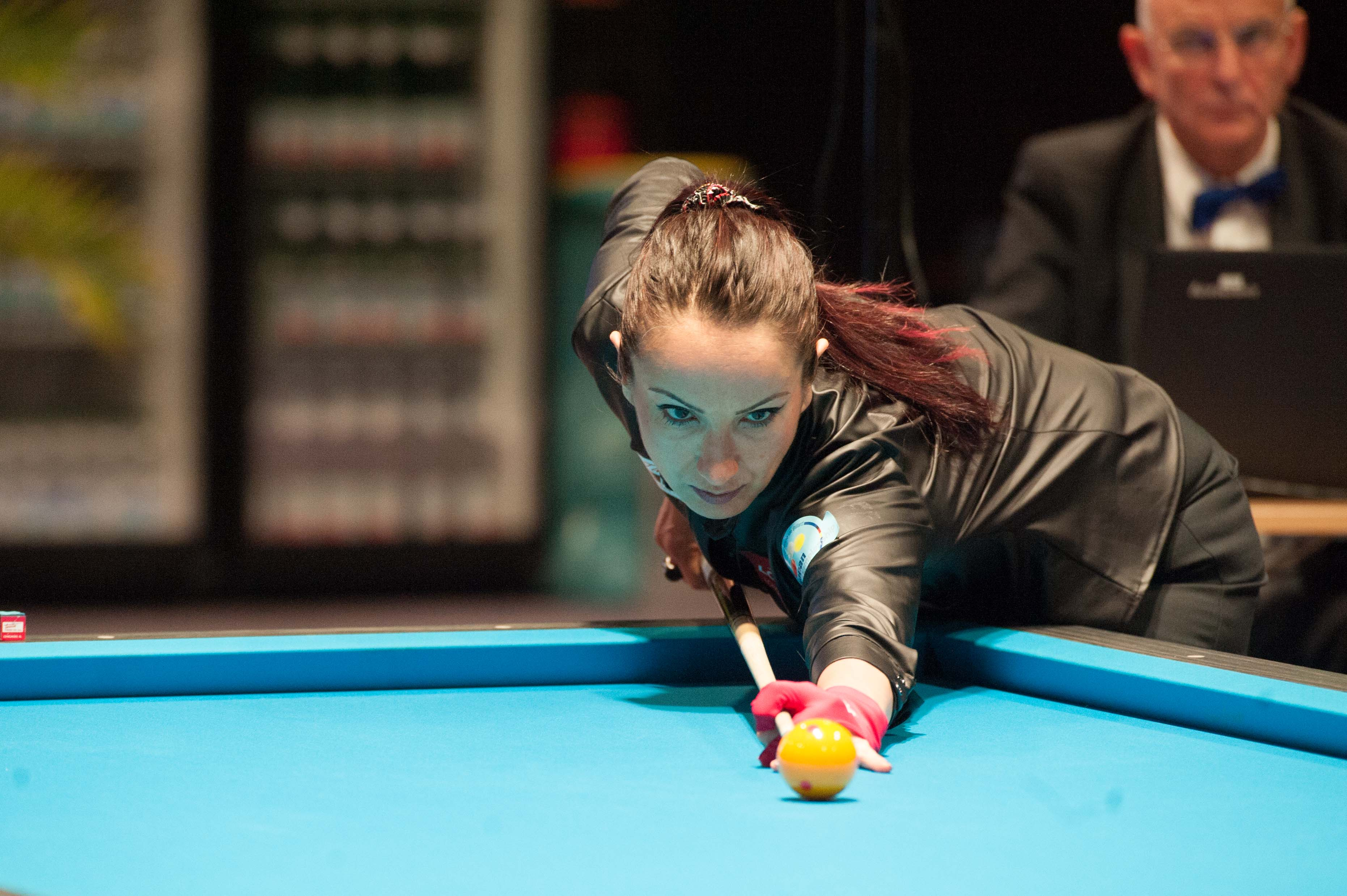 European Billiards Championships is underway