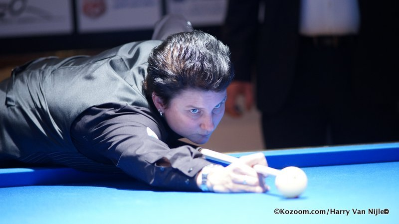 WORLD CHAMPIONSHIP LADIES IN GURI WITH NINE EUROPEAN PLAYERS