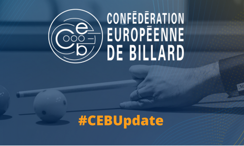 CEB  - NEW COMPETITIONS IN 2021 !