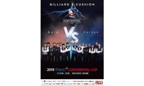 CONTINENTAL CUP: THE REMATCH