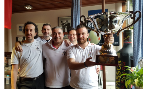 ESPA 2019    5-Pins tournament in ROESELARE (BE)