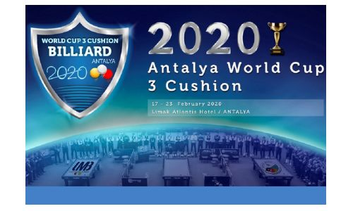 FIRST WORLD CUP FOR 2020: ANTALYA - TURKEY