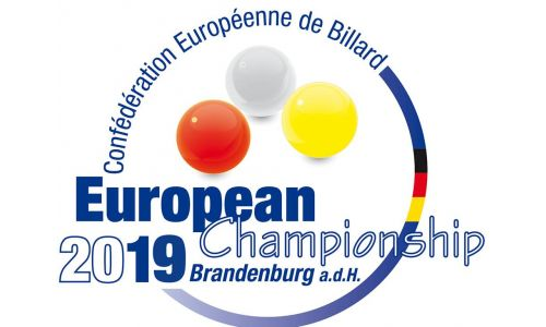 The European Championships Billiards in Brandenburg a.d. Havel on Eurosport 2