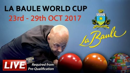 World Cup / Grand Prix 3-Cushion - La Baule (FR)