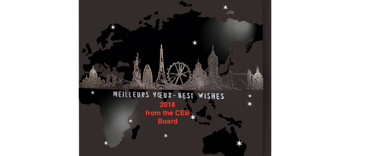 Best wishes from CEB Board